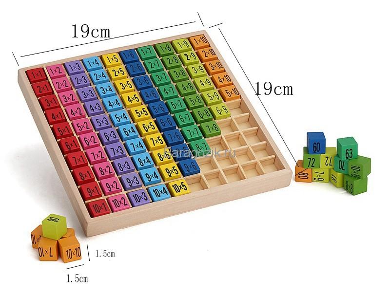 Математические игрушки