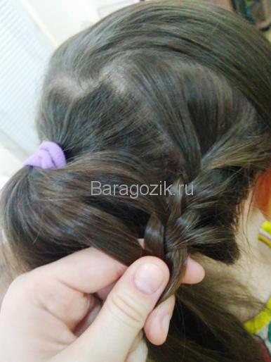 Заплетите косу