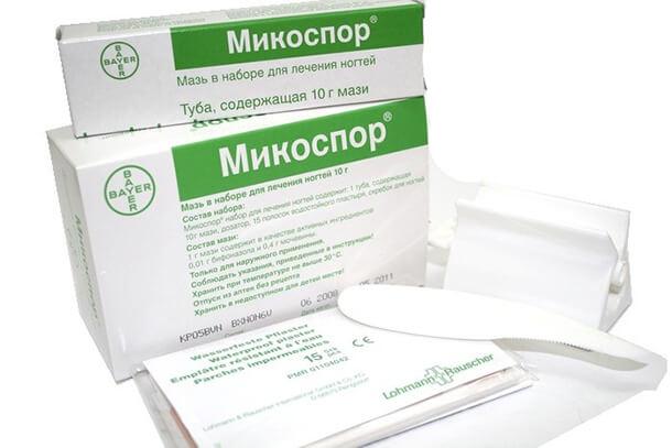 Набор Микоспор