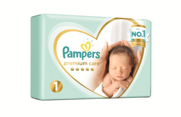 Подгузник для недоношенных Pampers Premium Care