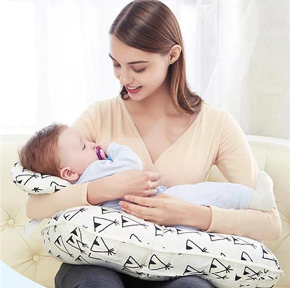 Подушка для кормления новорожденных грудью