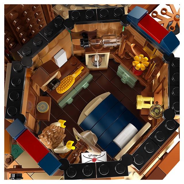 Из экологичных кубиков вырос новый LEGO® IDEAS «Дом на Дереве»