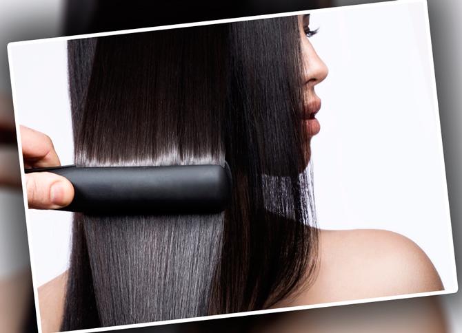 Нанопластика волос сколько держится