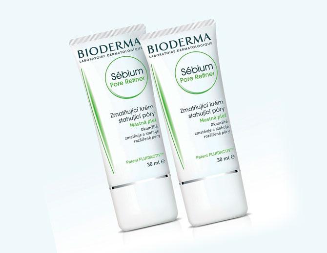 Крем Sebium Pore Refiner от Bioderma